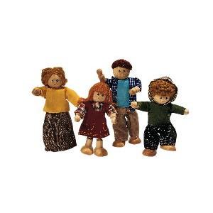 Les familles - Famille européenne