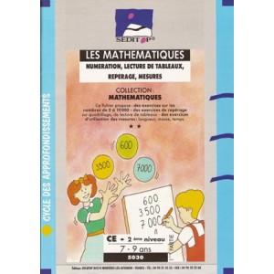 Mathématiques - SF630B-5030B (4ème - 5ème primaire)