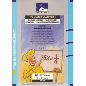 Mathématiques - SF650B-5050B (5ème primaire)