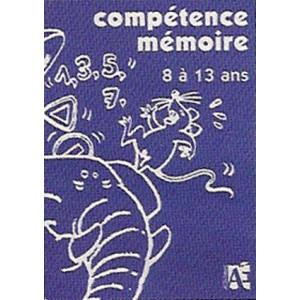 compétence mémoire - 8/13