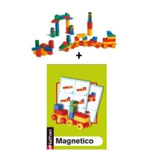 Magnetico + Fichier Magnetico - Offre spéciale