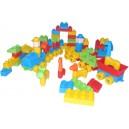 Soft Cubes - Pièces en plastique mou