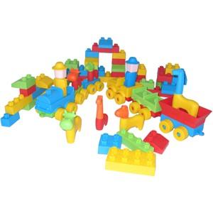 Soft Cubes - Stücke aus weicher Plastik