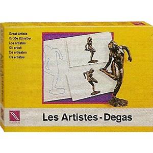 Les Artistes : Degas