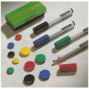 Accessoires für weisse Tafeln