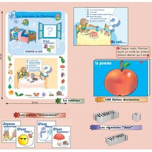 100 Florimon Rätsel - Stufe Kindergarten
