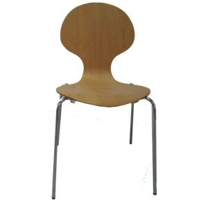 Chaise Dossier Rond