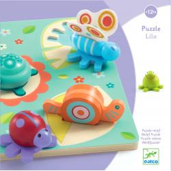 Puzzle relief - Lilo