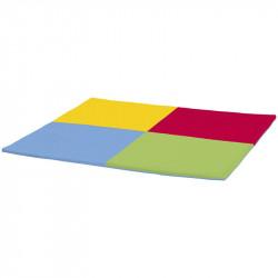 Tapis 4 couleurs - couleurs...