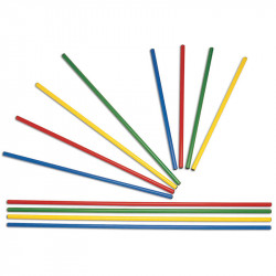 Bâtons de gymnastique - 1.50 m