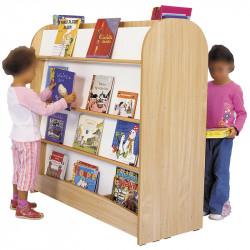 Maxi zweiseitige Bibliothek