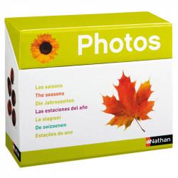 Imagier photos 7 - Les saisons