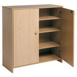 Grosses Möbel mit Türen