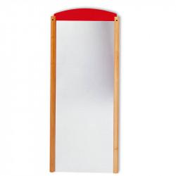 La chambre rouge - Miroir