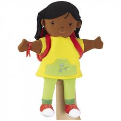 Marionnette du monde - Awa