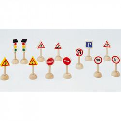 Panneaux code de la route