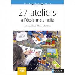 27 ateliers à l'école...
