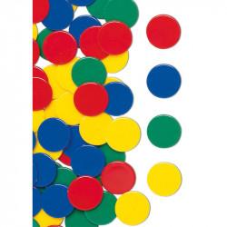 Maxi-jetons en plastique