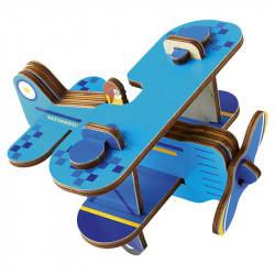 Première maquette - L'avion...