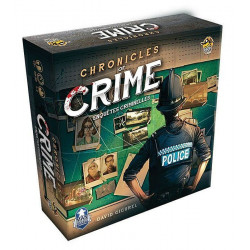 Chronicles of crime - jeu...