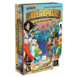 Galerapagos - ils ne sont...