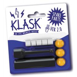 Klask - set de pièces