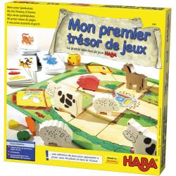 Mon premier trésor de jeux...