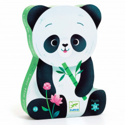 Léo le panda