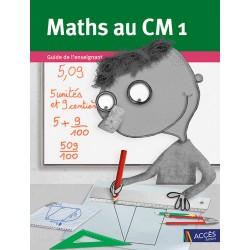 Maths au CM1 - guide de...