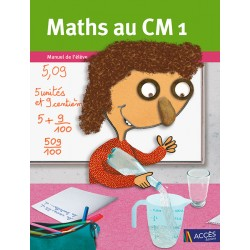 Maths au CM1 - cahier de...