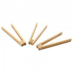 Pinces en bois - Lot de 3