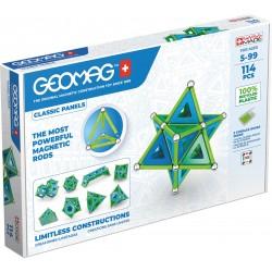 Geomag Panels Green Line