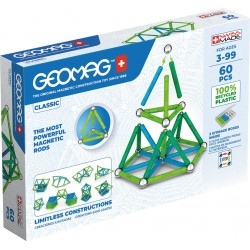 Geomag Green Line 60
