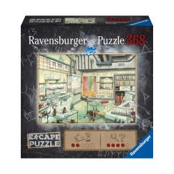 Escape puzzle - Le laboratoire