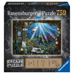 Escape puzzle - le sous-marin
