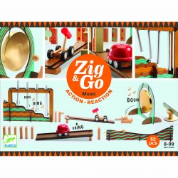 Zig and Go 52 pièces