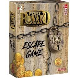 Fort Boyard - Escape Game 1990