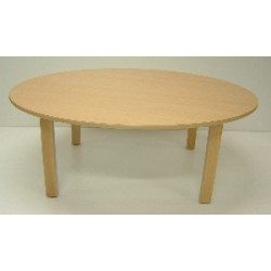 Table bois ronde