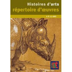 Histoires d\'Arts répertoire d\'oeuvres 6/12 ans