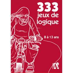333 Jeux de logique 8/13 ans