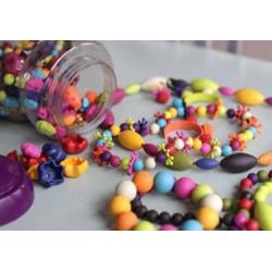 Perles Pop-Arty