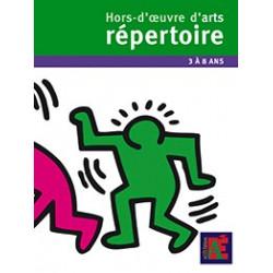 Hors d'oeuvre d'arts Répertoire