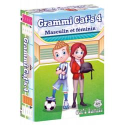 Grammi cat's 4 - Masculin et féminin