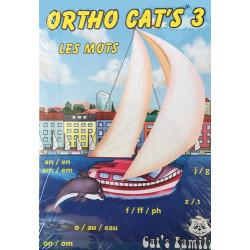 Ortho Cat's 3 - Sons des mots