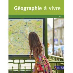Géographie à vivre CM2