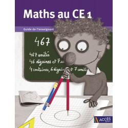 Maths au CE1 - Guide de l'enseignant