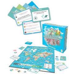Sauve ta planète - Le jeu de l'environnement