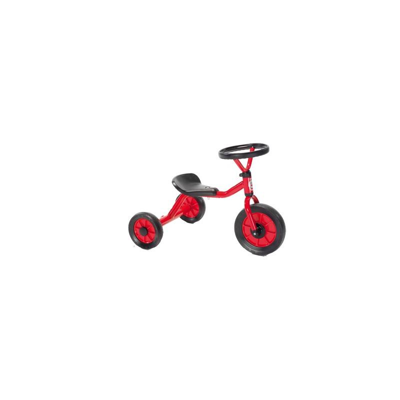 Tricycle 1 à 3 ans sans pédale à volant