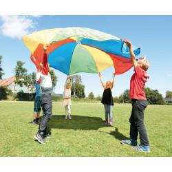Parachute avec 8 poignées