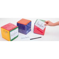 3 Gym cubes